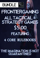 ATG006 All FrontierGaming Tactical and Strategy Games [BUNDLE]