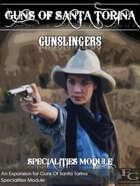 Guns Of Santa Torina - Gunslingers