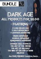 DA019 All Dark Age Products [BUNDLE]