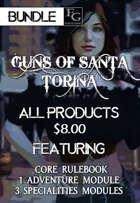 GOST001 All Guns Of Santa Torina Products [BUNDLE]