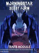 Morningstar - Beast Form