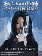 Gaia Awakening - Savant: Eliminators