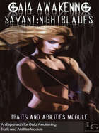 Gaia Awakening - Savant: Nightblades