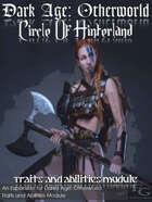 Dark Age: Otherworld - Circle Of Hinterland