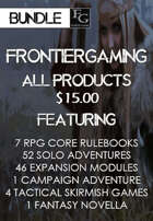 AFG057 All FrontierGaming Products [BUNDLE]
