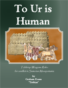 To Ur is Human