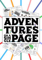 Adventures on a single page