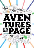 Aventures en une page