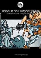 Grimdark Future: Firefight Starter Set - Assault on Outpost Lixus