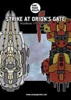 Warfleets: FTL Starter Set - Strike at Orion's Gate