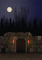 The Castle of Sanguine Blight - Poster