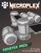 Necroplex Canister Pack