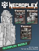 Necroplex 3D Building Blocks Bundle [BUNDLE]