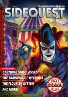 SIDEQUEST Issue 5 September 2021