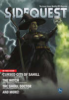 SIDEQUEST Issue 6 October 2021