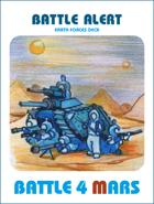Battle4Mars - deck BATTLE ALERT