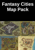 Fantasy Cities Maps Pack