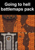 Going to Hell Battlemaps Pack