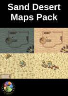 Sand Desert Maps Pack