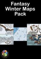 Fantasy Winter Maps Pack