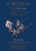Protest League. Pikemen 1600-1650.