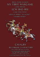 ECW Loyal Alliance. Cavalry 1640-1660.