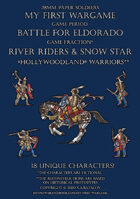 """River Riders & Snow Star. """"Hollywoodland"""" warriors 15-18c."""