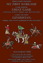 Generistan. Part1. Middle Asia of 19th century.