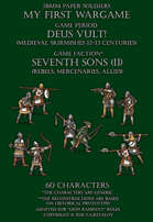 Seventh sons (part II). Generic medieval infantry 12-13c.