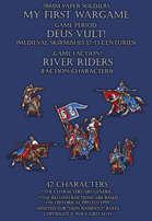 River Riders. Generic medieval warriors 12-13c.