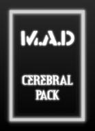 M.A.D - Cerebral Pack (20 Cards)