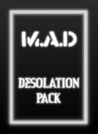 M.A.D -  Desolation Pack (20 Cards)