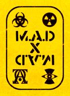 M.A.D - Research Deck, 100 Cards (Research Deck w/Tuckbox)