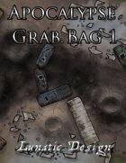 Apocalypse Grab Bag 1
