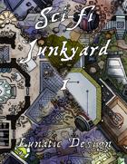 Sci-fi Junkyard Pack 1
