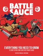 BattleSauce Core Rulebook