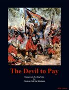 The Devil to Pay (2018 Edition)