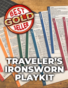 Traveler's Ironsworn Playkit