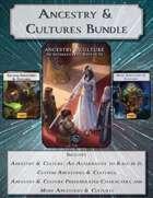 Ancestry & Cultures Bundle [BUNDLE]