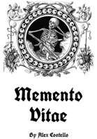 MEMENTO VITAE