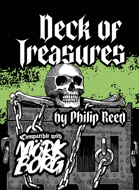 Deck of Treasures, A Third-Party Mörk Borg Card Deck