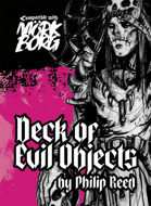 Deck of Evil Objects, A Third-Party Mörk Borg Card Deck