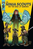 The Ninja Scouts and the Mask of Humbaba #1