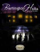 Bartington Halls: School For The Elite