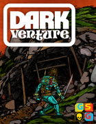 DARK VENTURE: An Adventure Card Game (PnP)