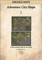 Adventure City Maps 1