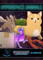 Hyperspace Animals - Starfinder Compatible