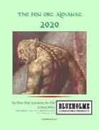 Fen Orc Almanac 2020