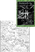 The Hedgerow Hack: Map of the Old Shires