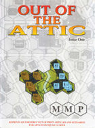 Out of the Attic Issue #1